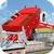Flying Firetruck City Pilot 3D app for free