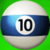 Ten Ball Billiards Games app for free