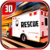 City Ambulance Rescue Drive 3d app for free