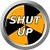 Shut Up Button app for free