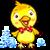 Chicken Move icon
