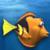 Mermaid Fishing World icon
