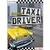 Super taxi driver motor icon