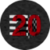 20 Down app for free