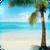 Incredible beaches icon