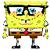 spongebob coloring book icon