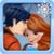 Prince and Princess Kissing app for free
