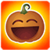 Party Pumpkin Halloween icon