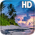 Tropical Sunset LWP Free icon