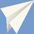 Flappy Paper Plane HD icon