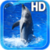 Animal Dolphin Live Wallpaper icon