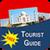 TOURIST GUIDE Free icon