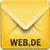 WEB DE Mail icon