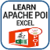 Learn Apache POI app for free