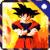 DragonBall Goku Water Effec Lwp X app for free