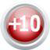 Puzzle game with numbers CrossBall icon