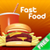 FastFood - Top Restaurant finder app icon