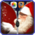 Santa Claus Zipper Lock Screen icon