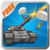 TANK WITH CANNON icon