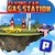 Flying Car Gas Station Parking app for free