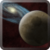Rotating Planet Live Wallpaper icon