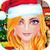 Christmas Girl Makeover icon