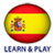 Learn and play Spanish free app for free