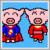 Super Hero Pig app for free