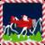 Crazy Santa Fly icon