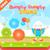 Humpty Dumpty Baby Drums - Kids Drum Set Game icon