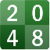2048 puzzle extended icon