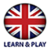 Learn and play English free app for free