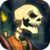 Awesome Skeleton Knight 3D app for free