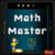 Math Master Game Free icon
