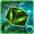 Rotating Cube in Galaxy HD LWP icon