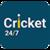 Live Cricket24/7 icon