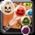 Halloween Bubble Wars icon