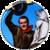 John Wayne comic book  icon