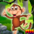 Crazy Monkey On Road New icon