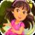 Dora The Explorer Girl app for free