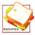 Sandwich recipe icon