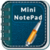 Mini Notepad Free icon