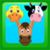 Match 3 Farm Animals app for free