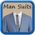 Man Suits Photo app for free