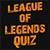 League of Legends Quiz LoL icon