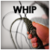 Whip 3D icon
