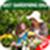 Garden photo frame images icon