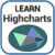 Learn Highcharts icon