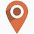 Tracker GPS icon