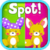 Spot It Cute Animal Fun 2 app for free